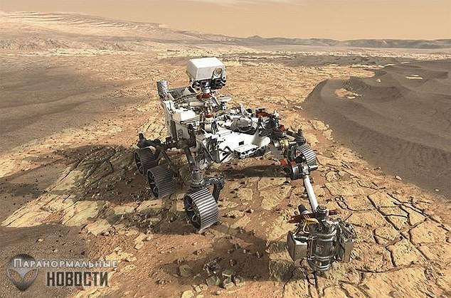 «Люди не готовы принять существование жизни на Марсе», - говорит сотрудник НАСА