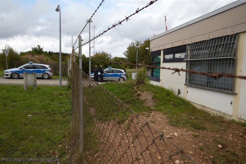 В немецком Трабен-Трарбахе расследуют дело дата-центра, работающего на рынке наркотиков и оружия