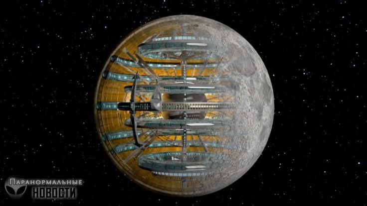 Луна - искусственный объект. И вот почему