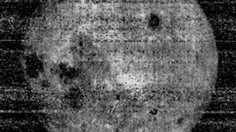 Фотографии обратной стороны Луны, сделанные 60 лет назад: эксперты представили их миру