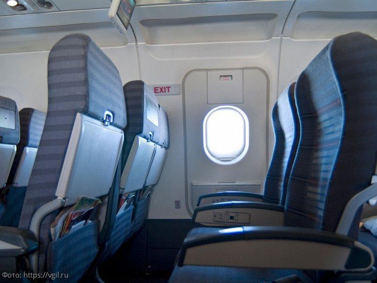 Правила поведения человека при крушении самолета
