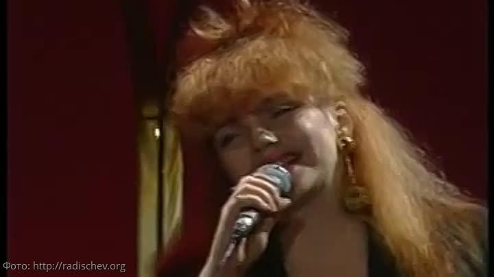 Певица Любовь Привина: забытая звезда эстрады конца восьмидесятых