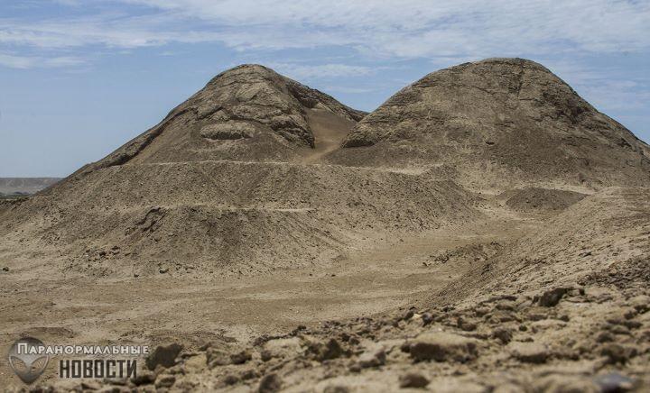 Загадка древних перуанских воинов необычно высокого роста