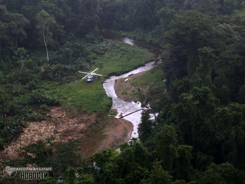 Исследователи затерянного города в джунглях стали жертвами «Проклятия Бога»