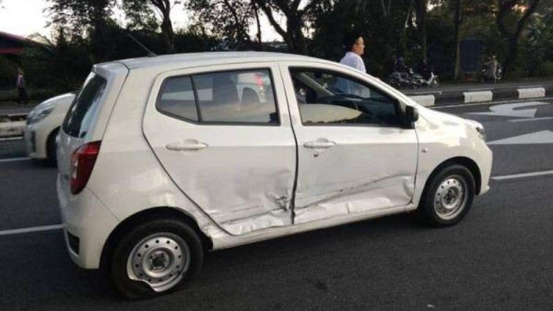 В Малайзии произошел странный инцидент, похожий на сбой в матрице