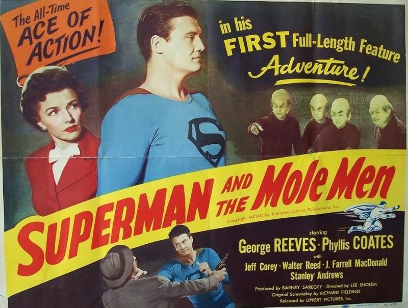 Странная история «Проклятия Супермена»