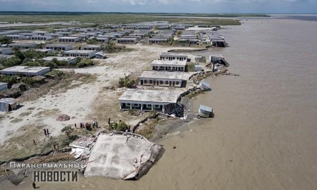 К 2050 году от повышения уровня океана пострадает в три раза больше людей, чем прогнозировалось ранее