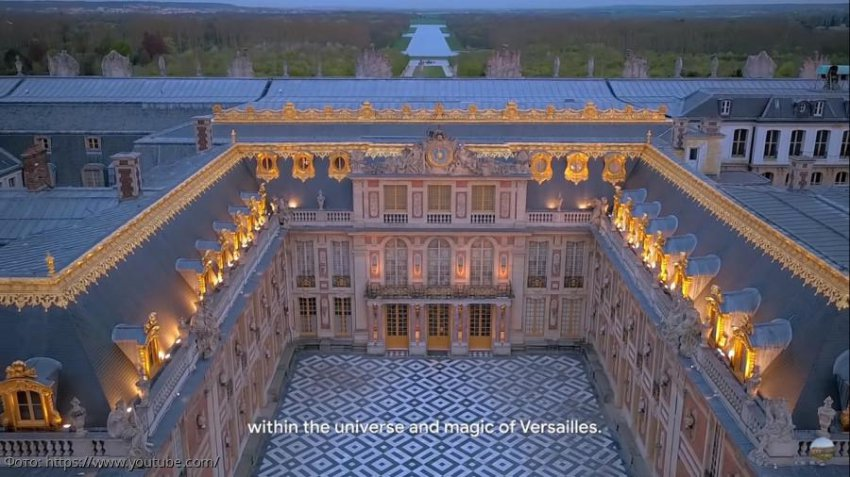 Google создала VR-тур по Версалю