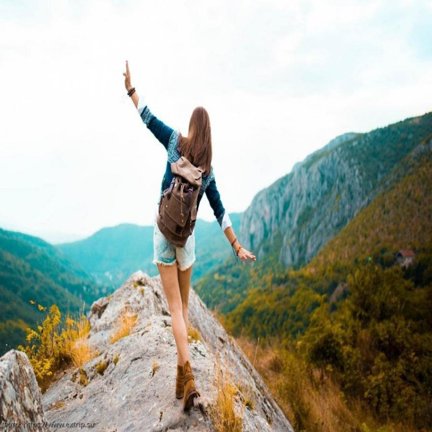 6 преимуществ путешествий в одиночку