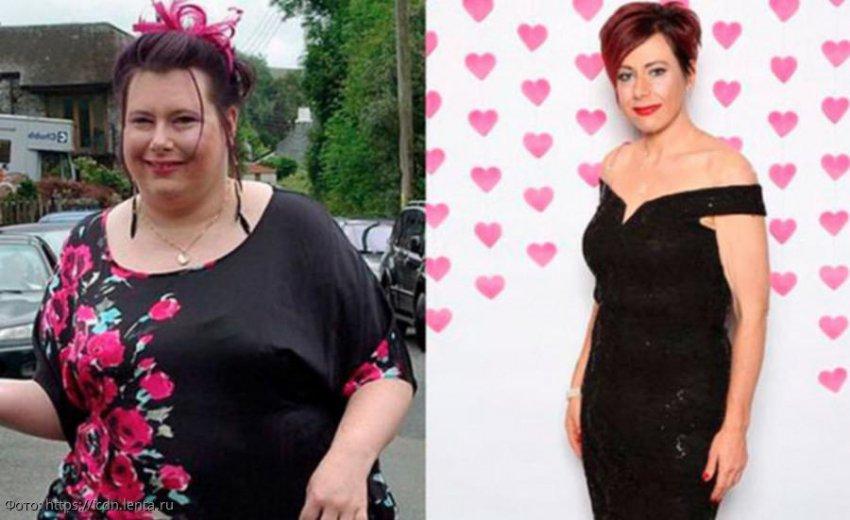 Медсестра из Англии похудела на 76 килограммов, питаясь чипсами и пиццей
