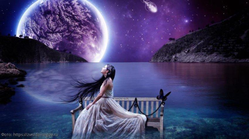 Лунный любовный прогноз с 3 по 9 октября