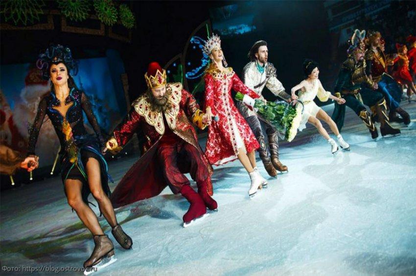 Разочарованные зрители назвали ледовое шоу Татьяны Навки обманом