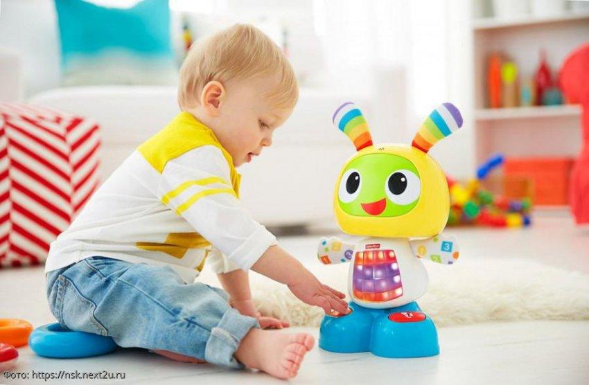 Пять правил при покупке игрушки для малыша