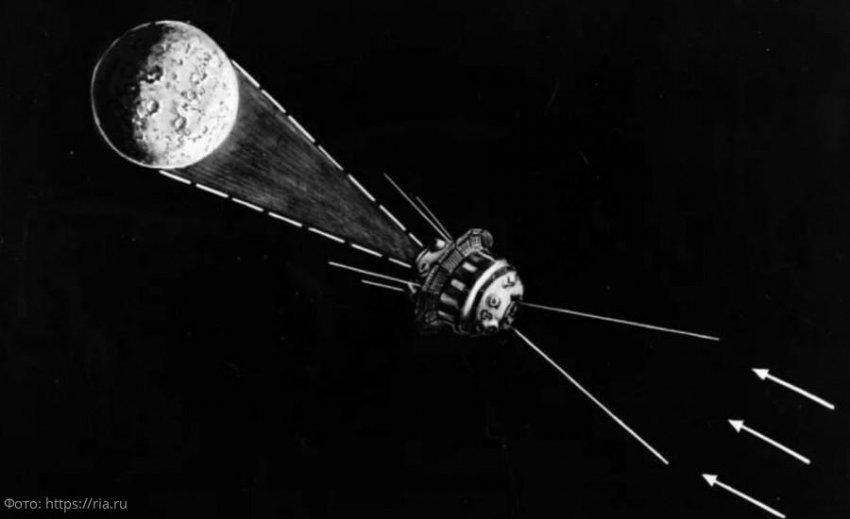Росгосархив опубликовал фотографии обратной стороны Луны 60-летней давности
