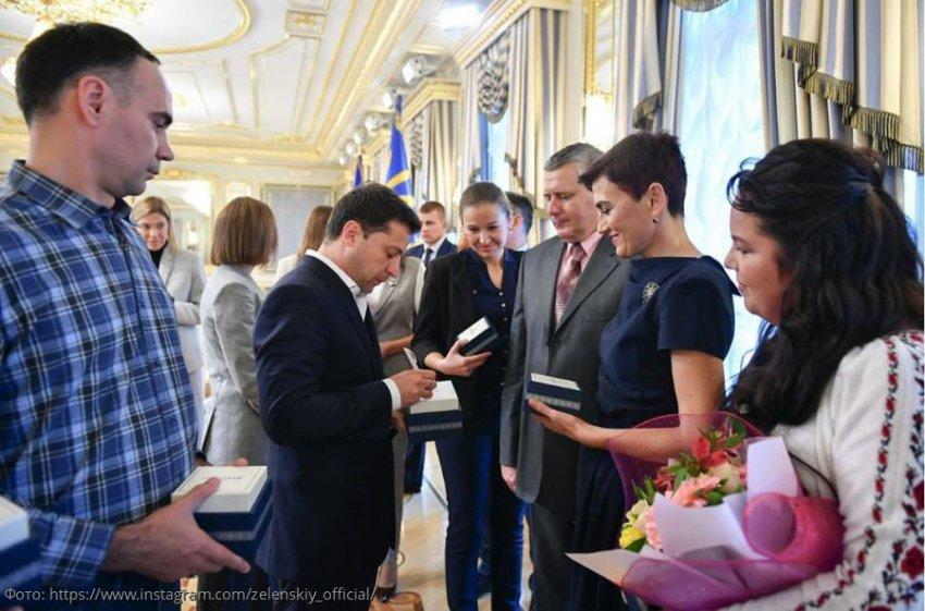 Владимир Зеленский прокомментировал недавнюю встречу с Лукашенко