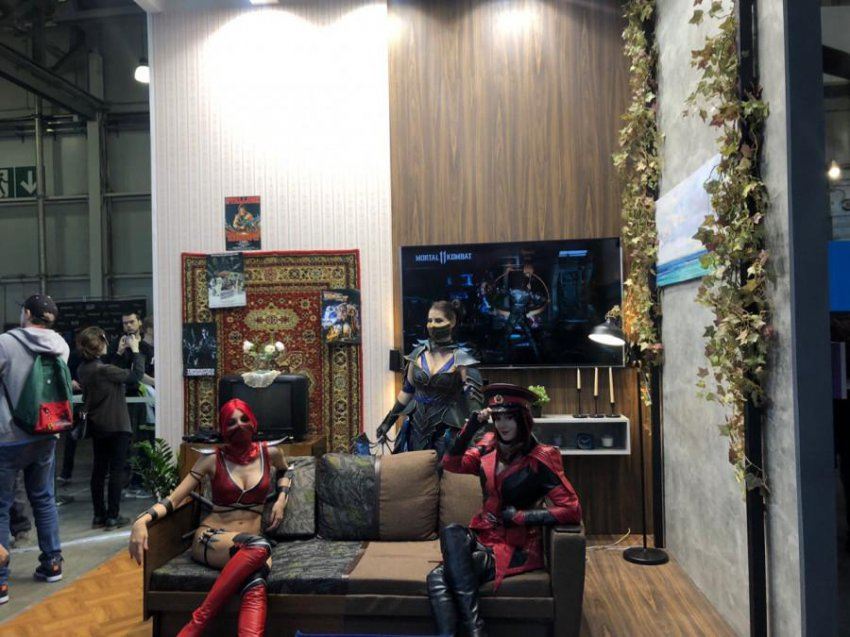 В Москве прошел фестиваль Comic Con Russia 2019