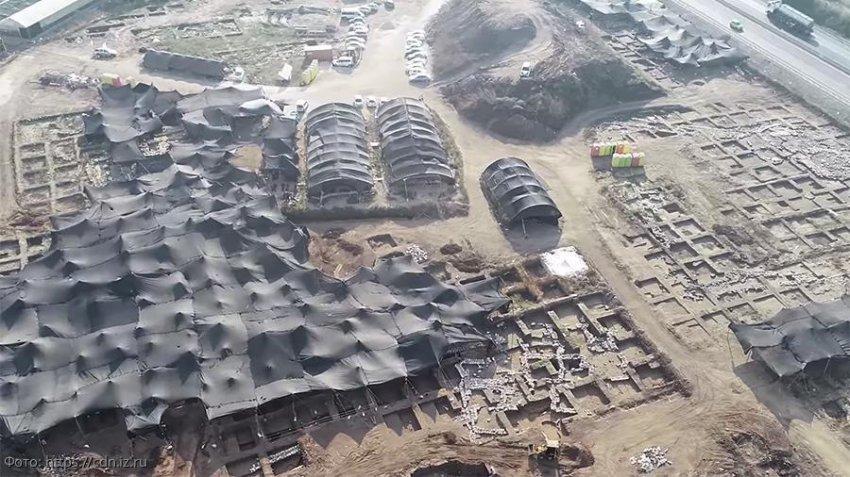 В Израиле найден древний затерянный город