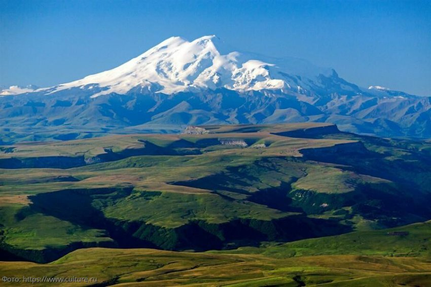 10 интересных фактов о горе Эльбрус