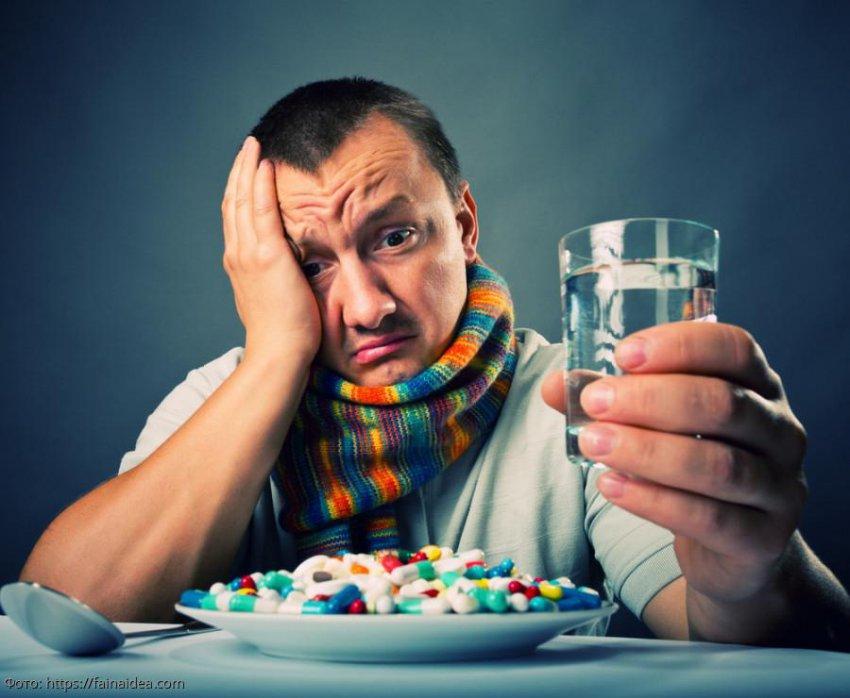 Привычки, из-за которых человек часто болеет