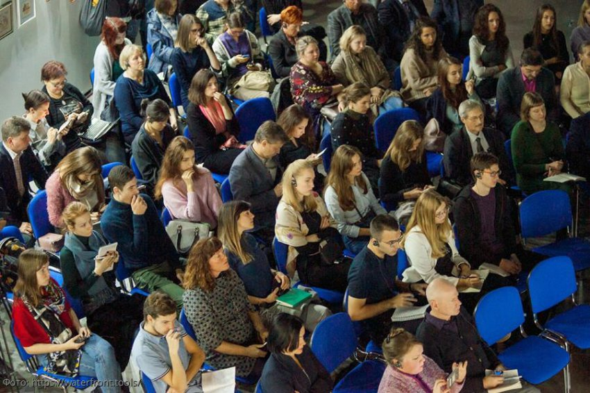 """Международный урбанистический форум """"Водная линия"""" прошел в Санкт-Петербурге"""