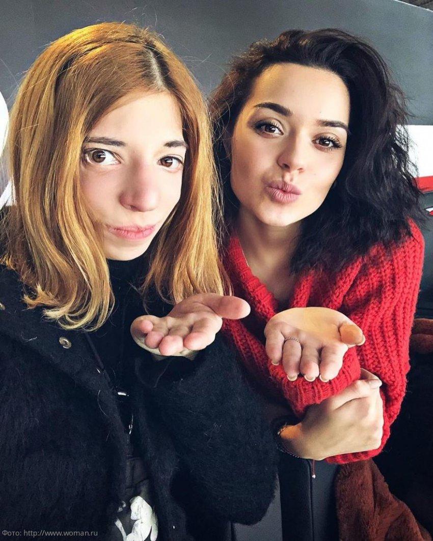 Фигуристка Аделина Сотникова впервые рассказала о тяжелобольной сестре Маше