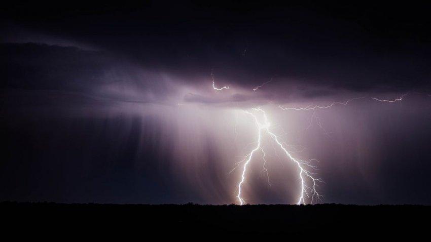 По всему миру фиксируют молнии в 1000 раз мощнее обычных