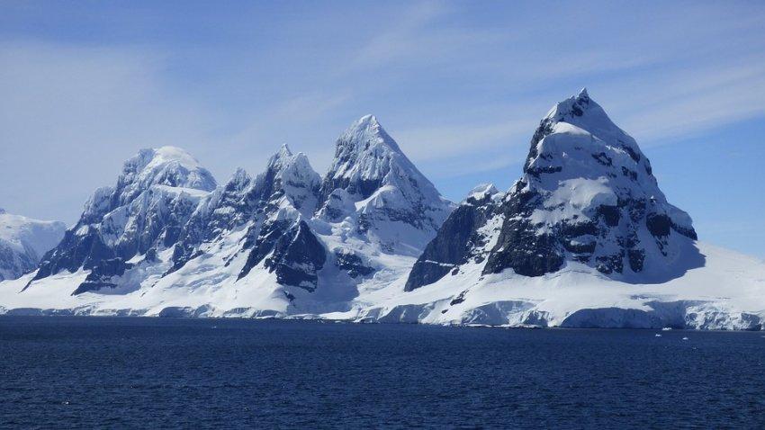 В архивах СССР нашли доказательства присутствия германской военной базы на территории Антарктиды