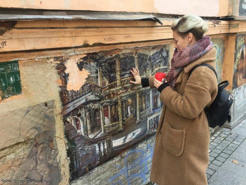 Кофе и люди спасают стрит-арт в Санкт-Петербурге