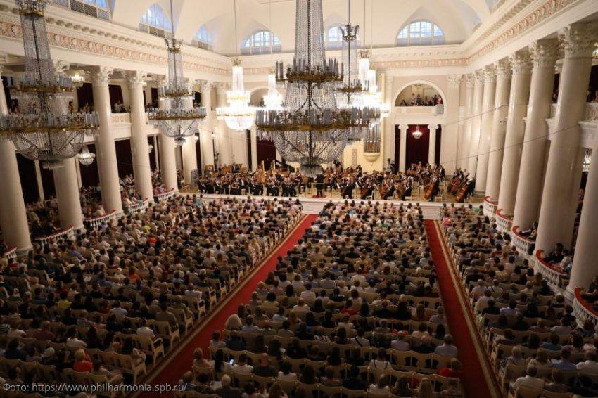 Творчество двух великих композиторов представила Санкт-Петербургская филармония имени Шостаковича