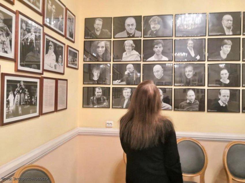 Театр имени Комиссаржевской отметил день рождения