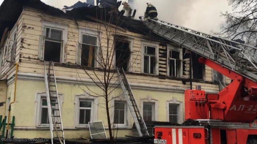 В Ростове Великом семь человек сгорели заживо из-за 70 рублей