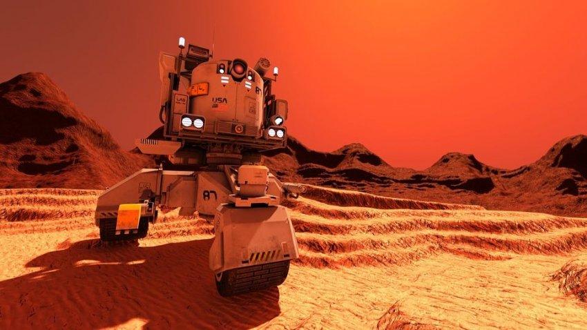 НАСА опровергло заявление, что в 1970-е годы на Марсе была обнаружена жизнь