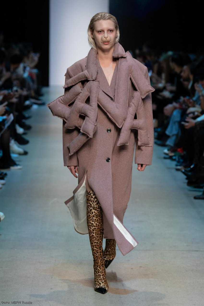 Что не понравилось на Неделе моды Mercedes Benz fashion week