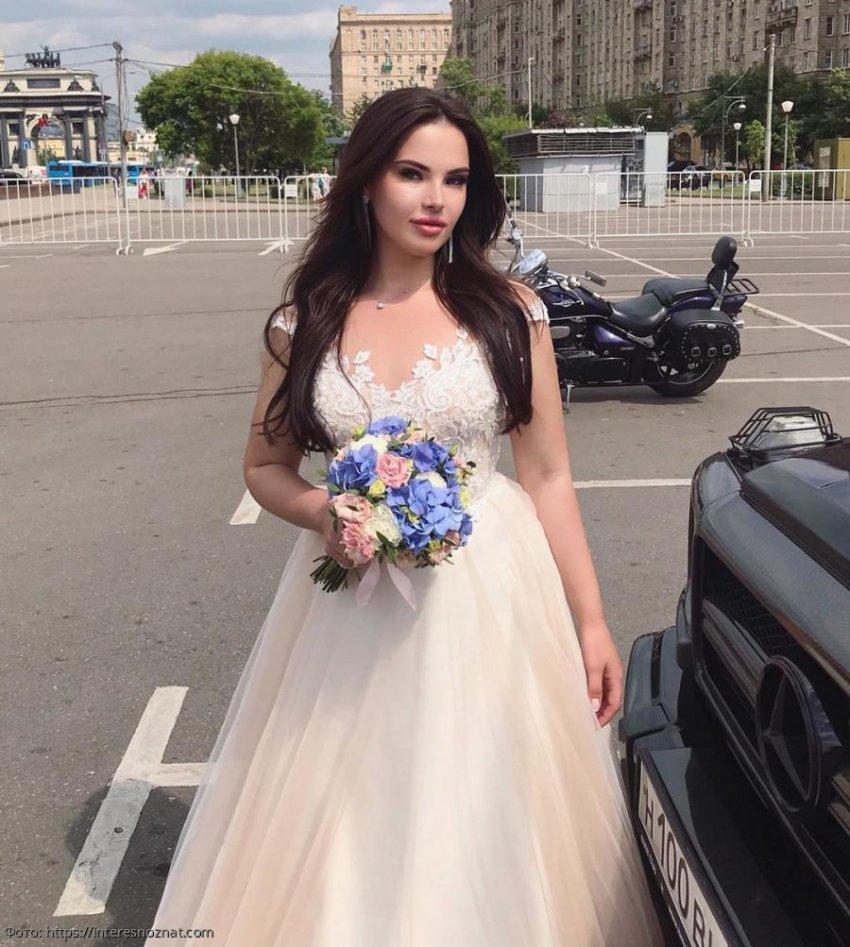Фото «До» и «После» красавицы-невесты из Москвы
