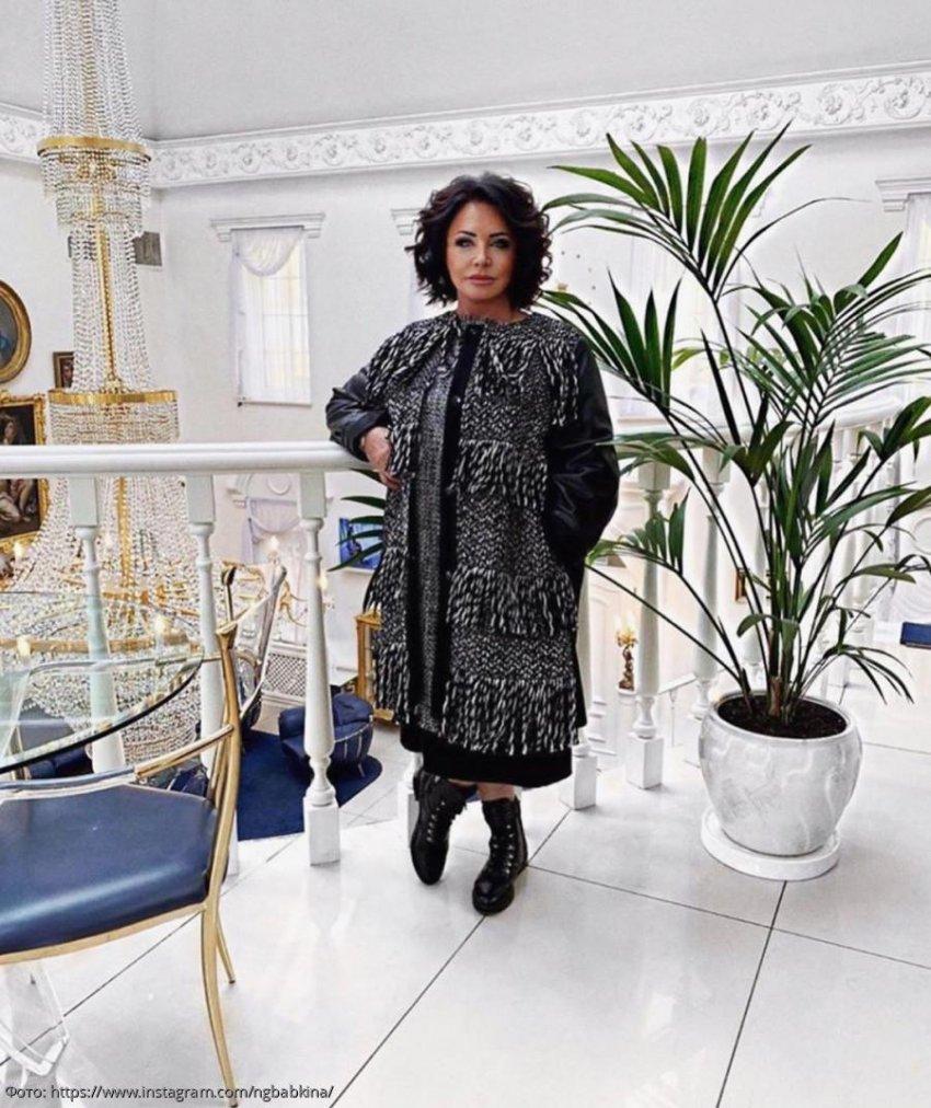 «Помолодевшую» Надежду Бабкину сравнили с Ольгой Бузовой