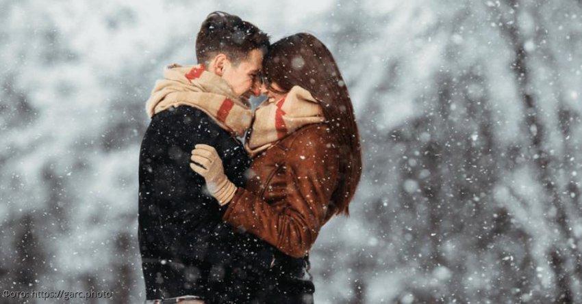 Знаки зодиака, которым первый снег принесёт настоящую любовь