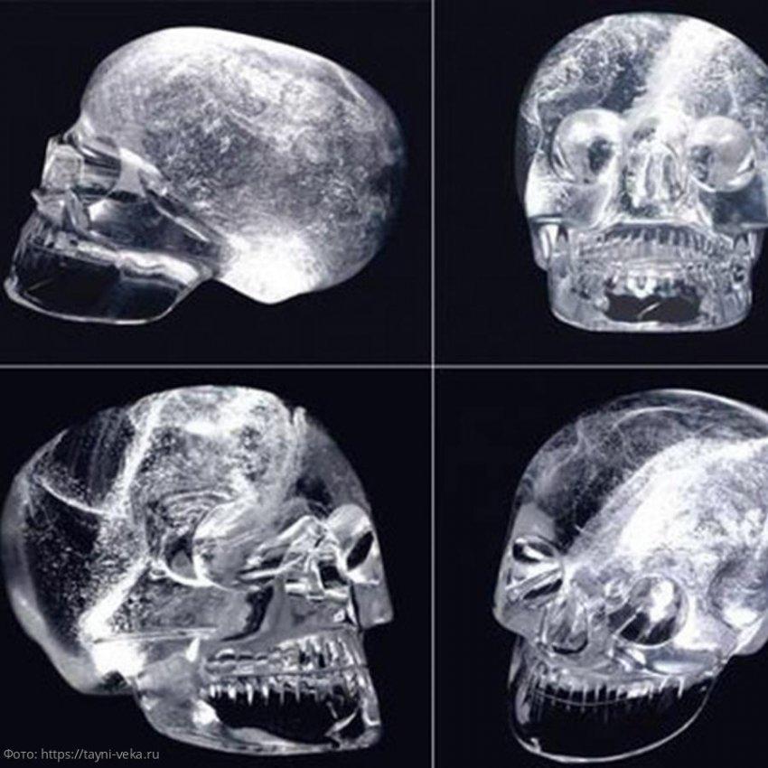 Загадка хрустального черепа майя, которая не дает покоя ученым со всего мира