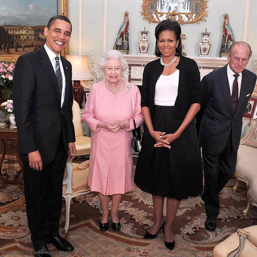 Мишель Обама рассказала, кто помогал ей выбирать наряды