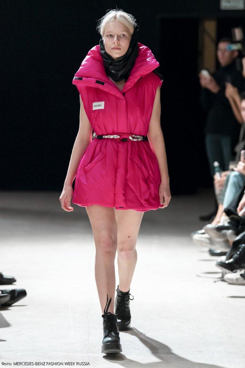 MERCEDES-BENZ FASHION WEEK RUSSIA подвела модные итоги