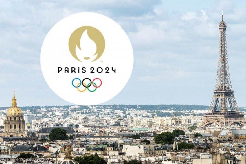 Разработанный логотип Олимпиады-2024 во Франции выражает стремление к совершенству