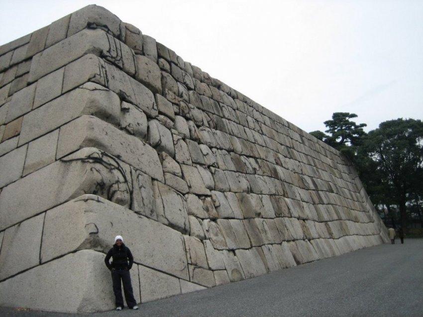 Геобетонные мегалиты древней Японии