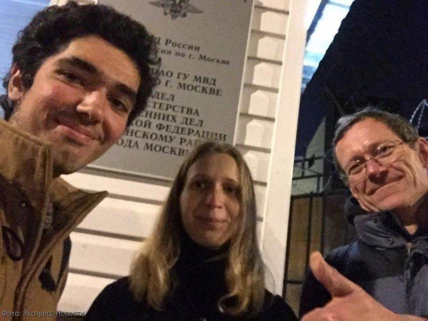Экологический активист Аршак Макичян арестован в Москве