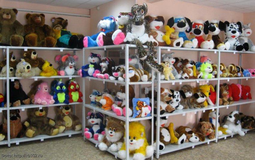 Причины популярности мягких игрушек