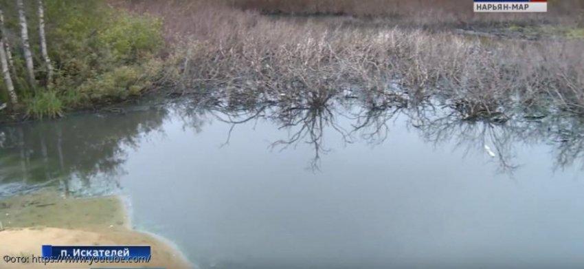 В Нарьян-Маре местные власти два года не могут решить канализационную проблему