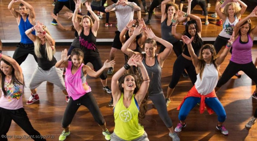 Фитнес в латиноамериканских ритмах: танцы и тренировка
