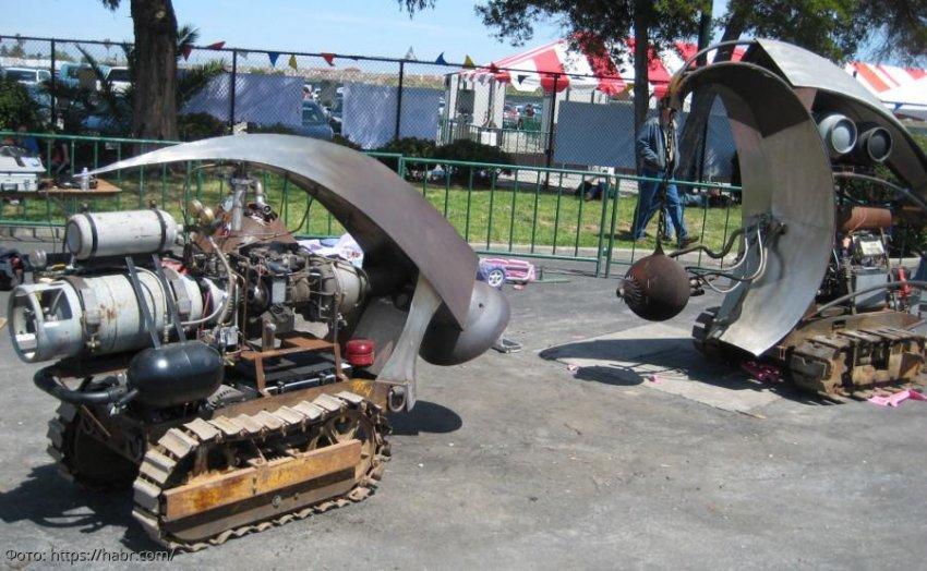 В Екатеринбурге пройдёт международная «Битва роботов»