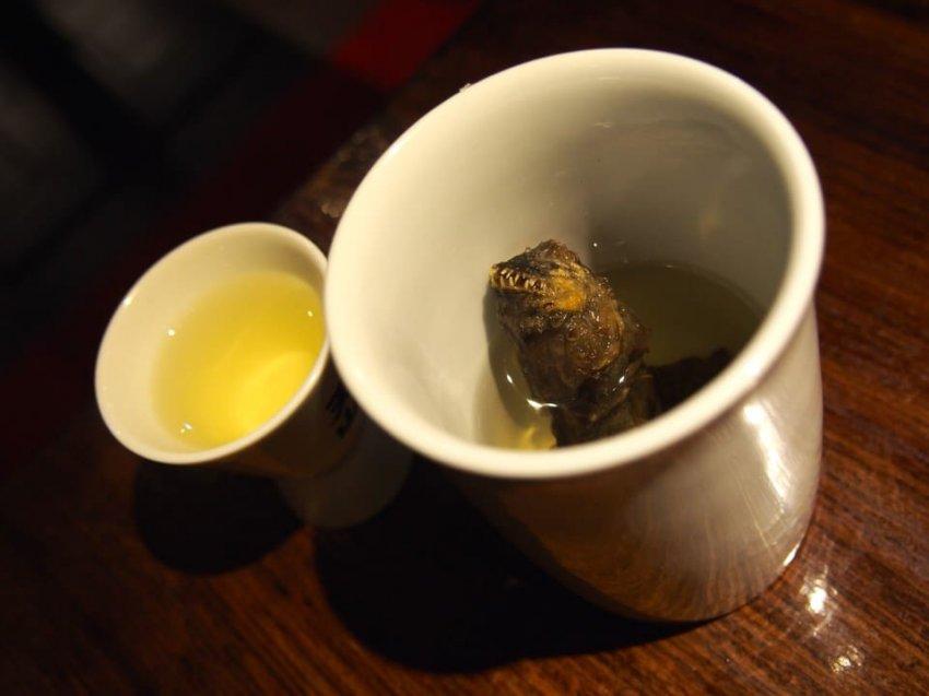 Пугающий японский деликатес или как съесть Чужого