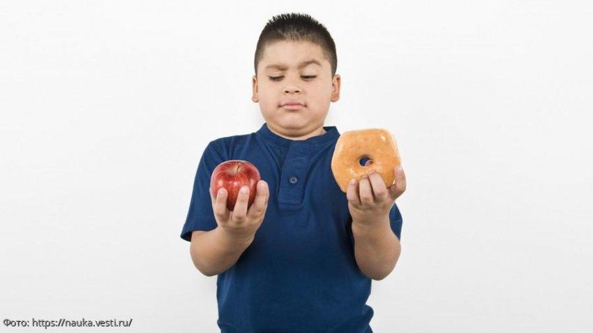 Американская академия педиатрии предложила оперировать детей, страдающих ожирением