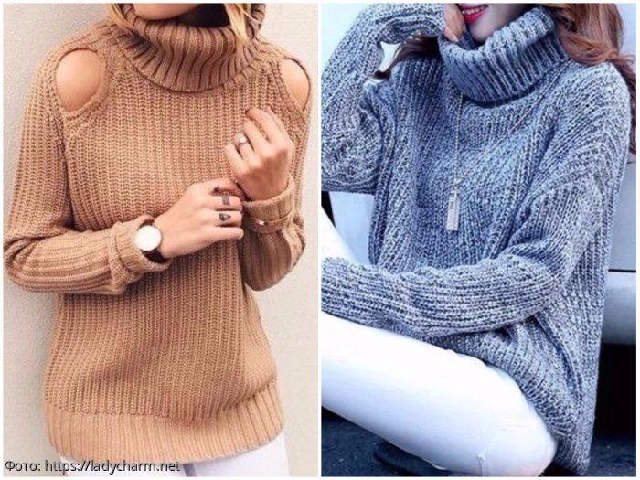 Модный базовый гардероб для женщин на сезон зима 2019-2020