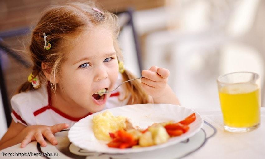 Эксперимент американских ученых научит быстро приучить ребенка к здоровой еде